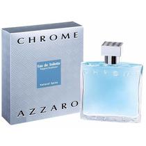 Perfume Importado Masculino Azzaro Chrome 100ml 100%original