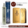 Perfume 50ml - Up! Trento- 1 Millian - Masculino