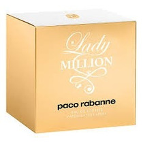 Perfume Lady Million Feminino 50ml - Original Lacrado