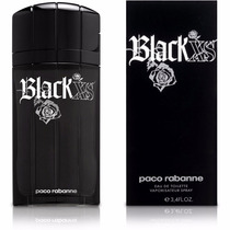 Perfume Black Xs Paco Rabanne 100ml 100% Original