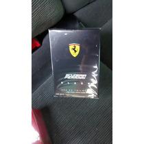Perfume Ferrari Black De 125ml (original E Lacrado)