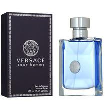Perfume Versace Pour Homme Edt 100ml - Lacrado 100% Original