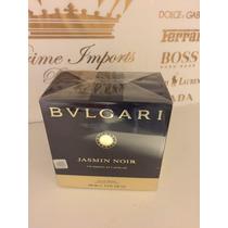 Perfume Bvlgari Jasmin Noir Edp 100ml Original- Frete Gratis
