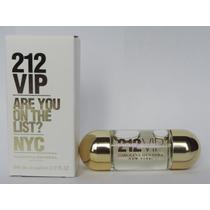 Perfume 212 Vip Miniatura Carolina Herrera 5 Ml/tenho Sexy