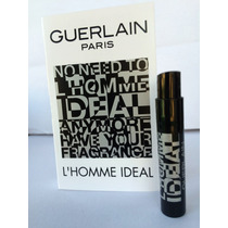 Amostra Perfume Guerlain L