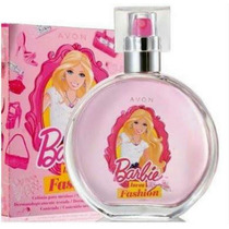 Promocao Colonia Barbie Loves Fashion 50ml Original Lacrado