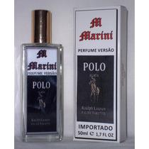 Perfume Versão Polo Black Edt Ralph Lauren Masculino 50 Ml