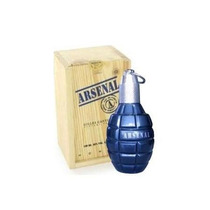 Perfume Masculino Arsenal Blue 100ml Importado Usa