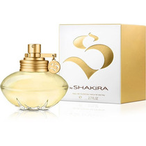 Perfume Feminino S By Shakira 80ml Importado Usa