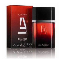 Azzaro Pour Homme Elixir Masculino Eau De Toilette 100ml