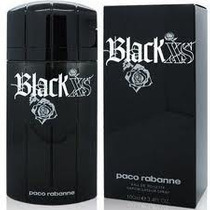 Perfume Black Xs Masc.eau De Toilette 050 Ml