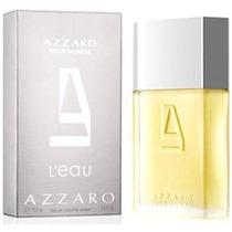 Azzaro L´eau Pour Homme 100ml-original-lacrado-frete Grátis