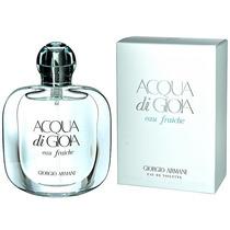 Perfume Armani Acqua Di Gioia Edp Feminino 100ml Original !!