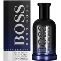 Perfume Hugo Boss Bottled Night 100 Ml - Original E Lacrado