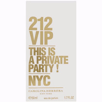 Perfume 212 Vip Feminino - Similar De Excelente Qualidade!