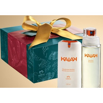 Kit Presente Natura Kaiak Tradicional Feminino 100ml