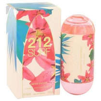 Perfume Feminino Carolina Herrera 212 Surf Original 60ml
