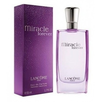 Perfume Miracle Forever Lancôme For Women 50ml Edp - Lacrado