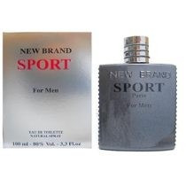 Perfume New Brand Sport 100 Ml Masculino (adidas)