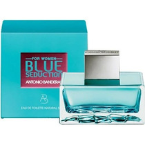 Perfume Blue Seduction Edt Antonio Banderas 100ml Feminino