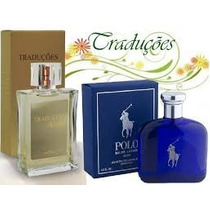Perfume Polo Blue 125ml - Ralph Lauren 100% Original-