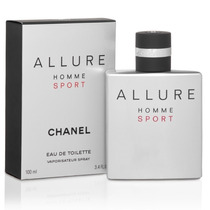 Perfume Allure Homme Sport 100ml Chanel - Original