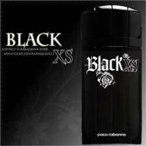Perfume Black Xs Paco Rabanne 100ml Original Lacrado