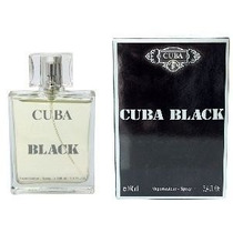 Perfume Cuba Black Masculino 100ml 100% Original E Lacrado