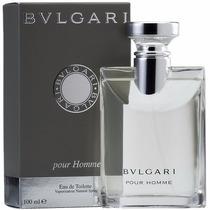 Perfume Soir Masculino 100ml Bulgari Edt