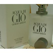 Perfume Masculino Acqua Di Gio 100ml Original
