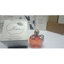 Perfume Nina Ricci Edt 80ml Tester Original