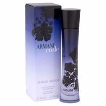 Armani Code Pour Femme Eau De Parfum ( Edp ) 50ml - Feminino