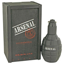 Perfume Masculino - Arsenal Black 100ml
