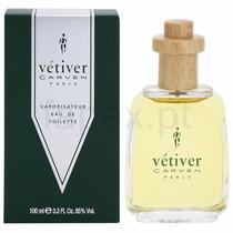 Perfume Vetiver Carven Eau Toilette Masculino 100ml Lacrado