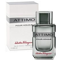 Perfume Attimo Pour Homme Salvatore Ferragamo Masc 100 Ml