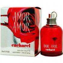 Perfume Versão Amor Amor Edt Cacharel Feninino 50 Ml