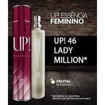 Up! Essência (46) Perfume Importado Feminino( Lady Million )
