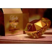Lady Million Paco Rabanne 30ml Eau My Gold Edt - Original