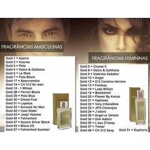 Perfumes Traduções Gold Hinode - Importado