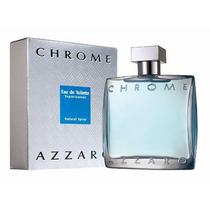 Perfume Azzaro Chrome 100ml | Lacrado E 100% Original