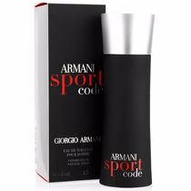 Perfume Masculino Giorgio Armani Code Sport 75ml Edt
