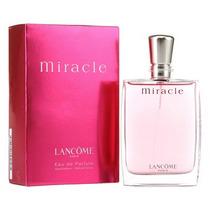 Lancome Miracle Edp Fem 100ml 100% Original + Frete Grátis