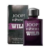 Perfume Joop! Homme Wild Masc. Eau De Toilette 125ml