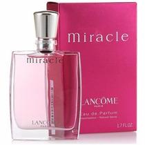 Perfume Miracle Lancôme Feminino Edp 100ml Original Lacrado