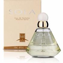 Perfume Sola Feminino 100ml - Nina Presentes
