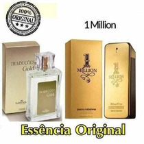 Perfume One Million 100ml Masculino (traduções Gold) Hinode
