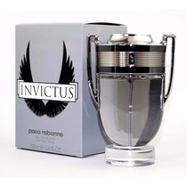 Perfume Paco Rabanne Invictus Masculino 100ml Original