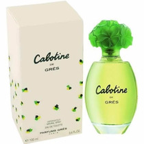 Perfume Importado Cabotine 100ml Edt Gres Paris Original