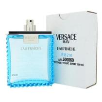 Perfume Versace Man Eau Fraiche Edt 100ml Original Tester