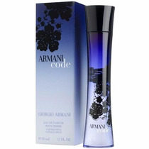 Perfume Armani Code Feminino 75 Ml Edp_lacrado